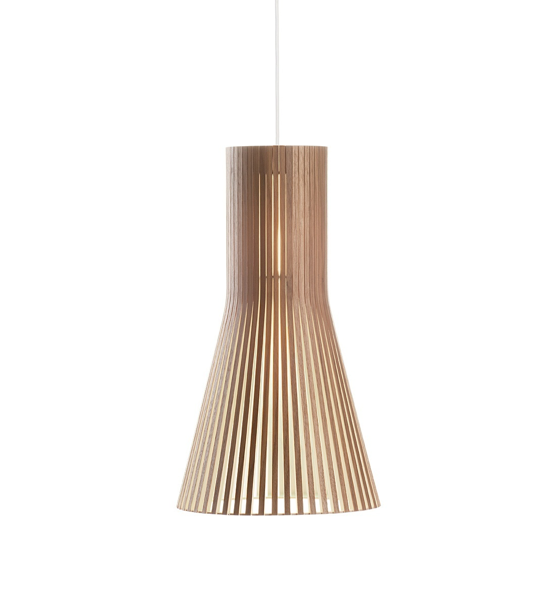 Secto Design Secto 4201 hanglamp-Walnoot