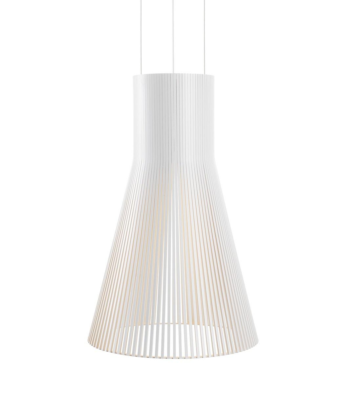 Secto Design Magnum 4202 hanglamp-Wit