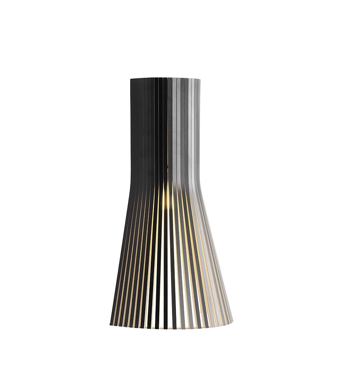 Secto Design 4231 wandlamp-Zwart
