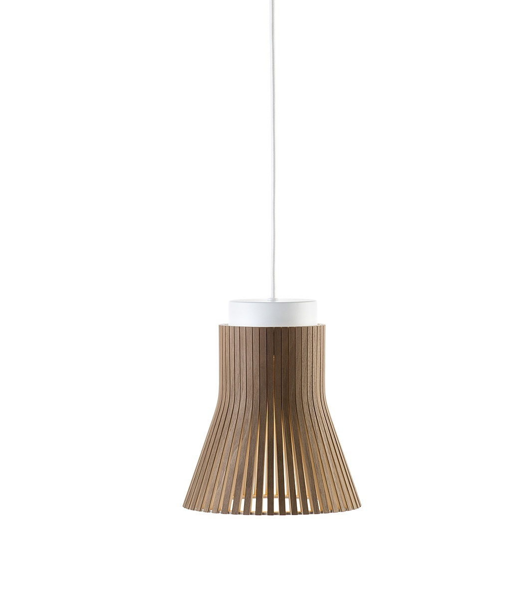 Secto Design Secto Petite 4600 hanglamp-Walnoot