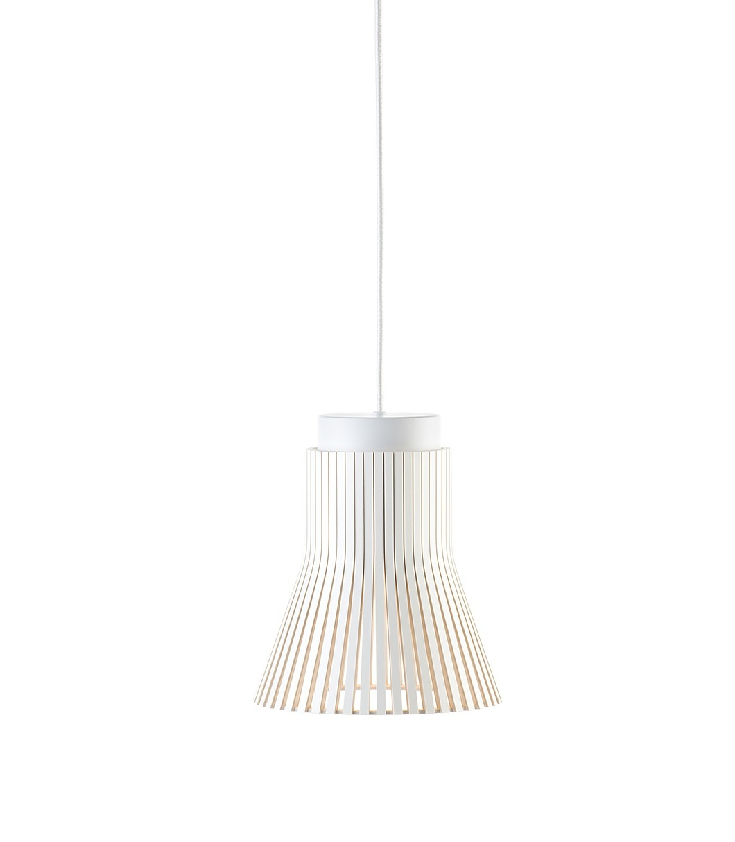 Secto Design Secto Petite 4600 hanglamp-Wit