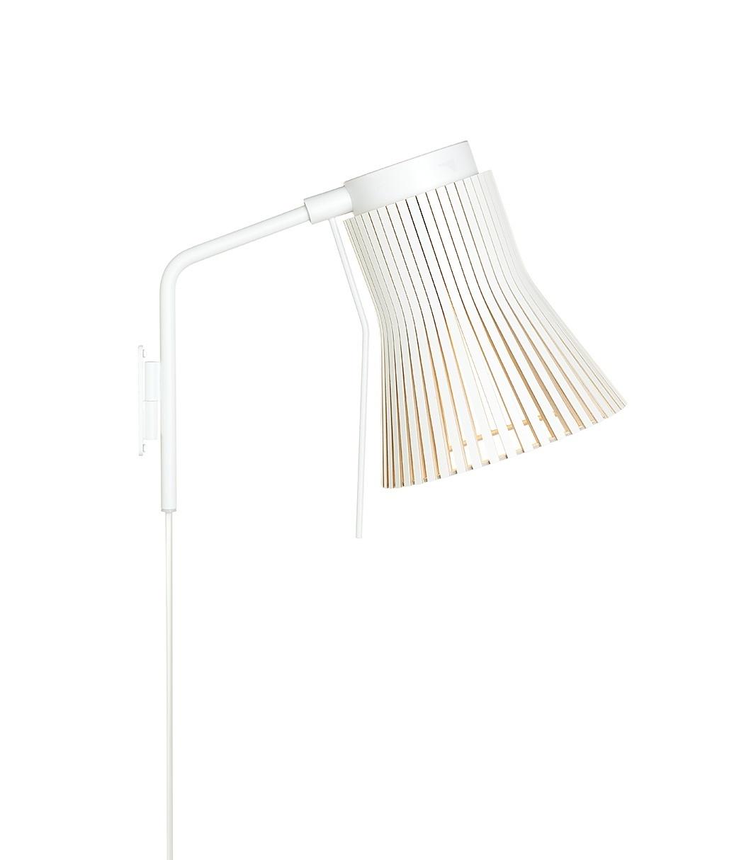 Secto Design Petite 4630 wandlamp-Wit