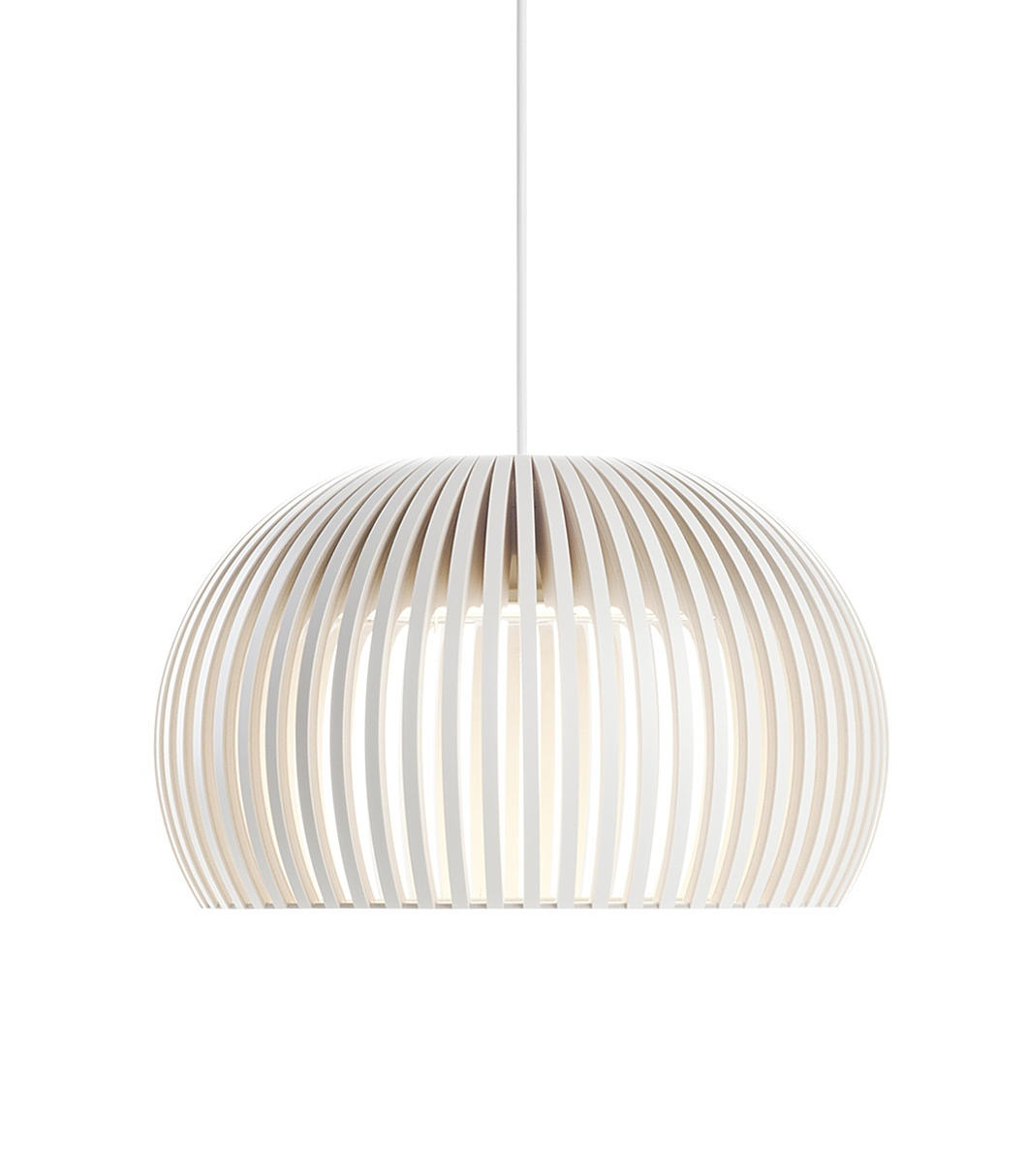 Secto Design Atto 5000 hanglamp-Wit