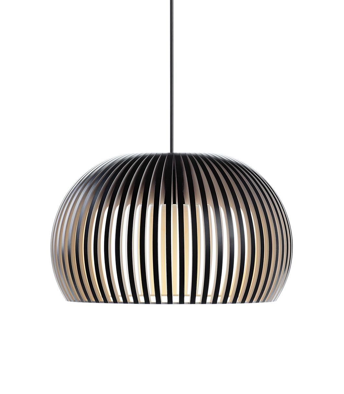 Secto Design Atto 5000 hanglamp-Zwart