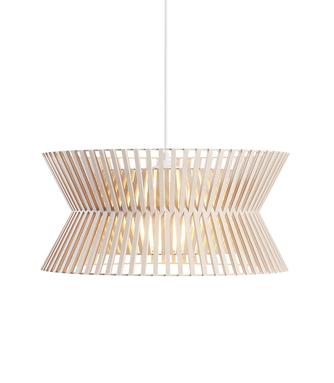 Secto Design Kontro 6000 hanglamp-Natural