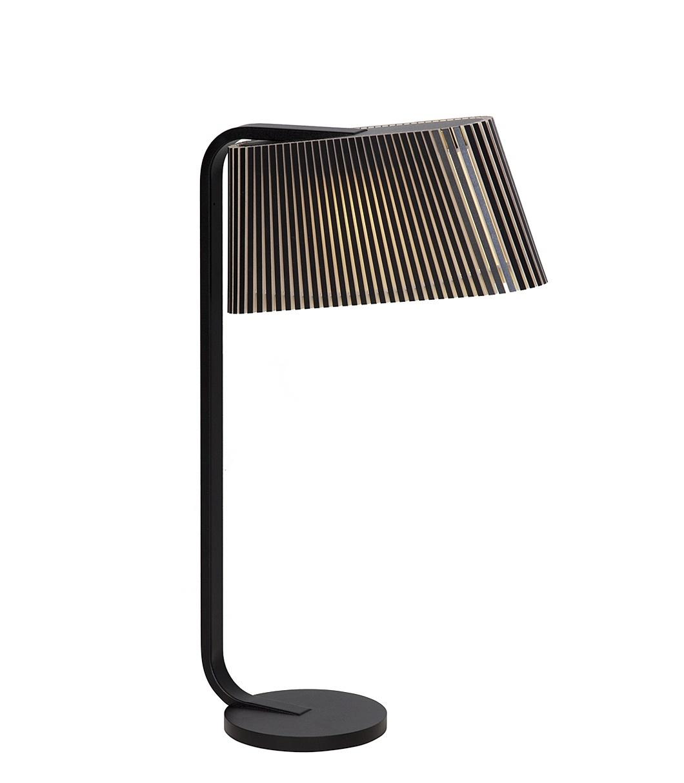 Secto Design Owalo 7020 tafellamp-Zwart