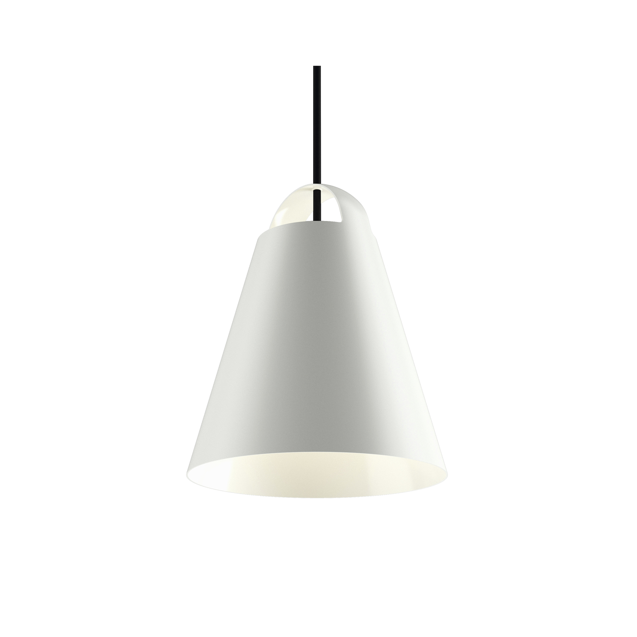 Louis Poulsen Above hanglamp-Wit-� 25 cm