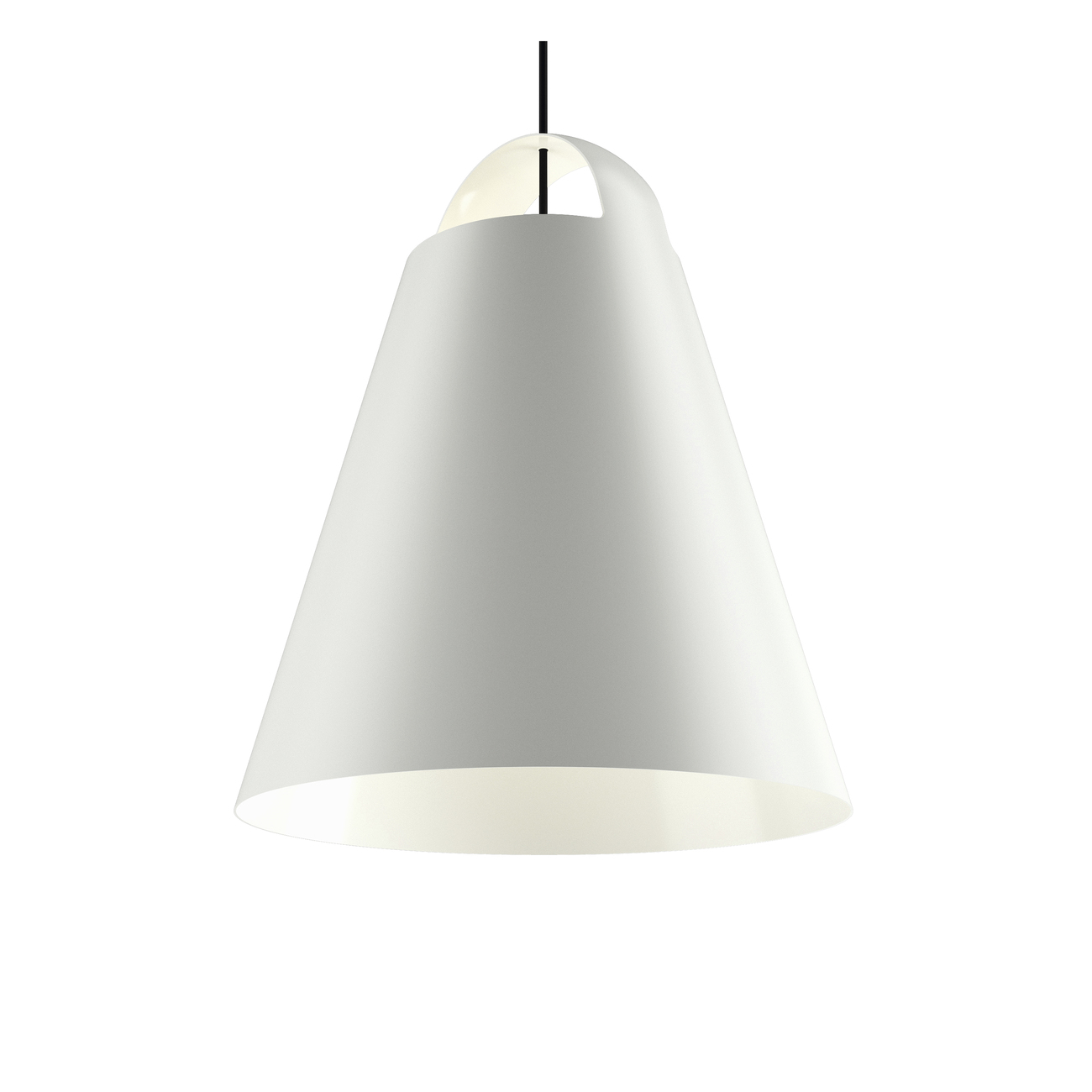 Louis Poulsen Above hanglamp-Wit-� 55 cm