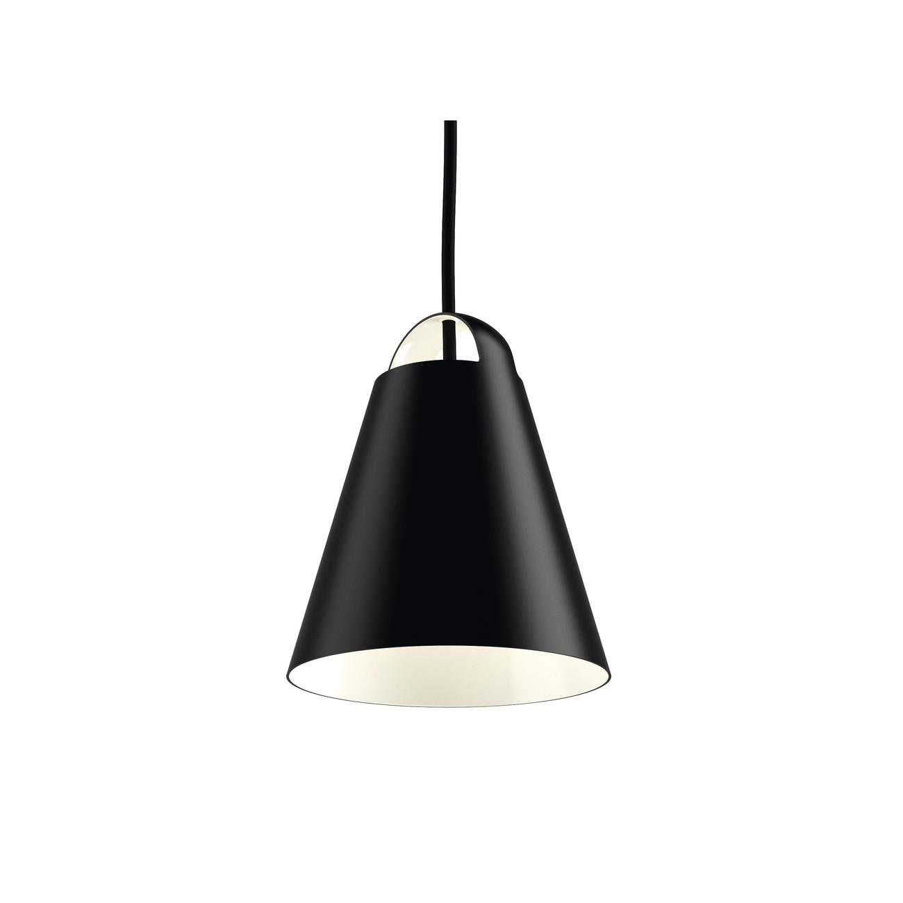 Louis Poulsen Above hanglamp-Zwart-� 17,5 cm