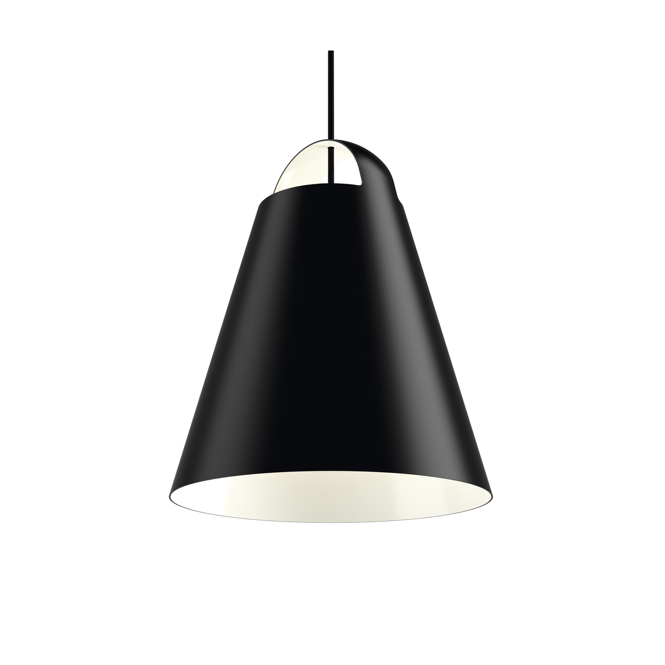 Louis Poulsen Above hanglamp-Zwart-� 40 cm