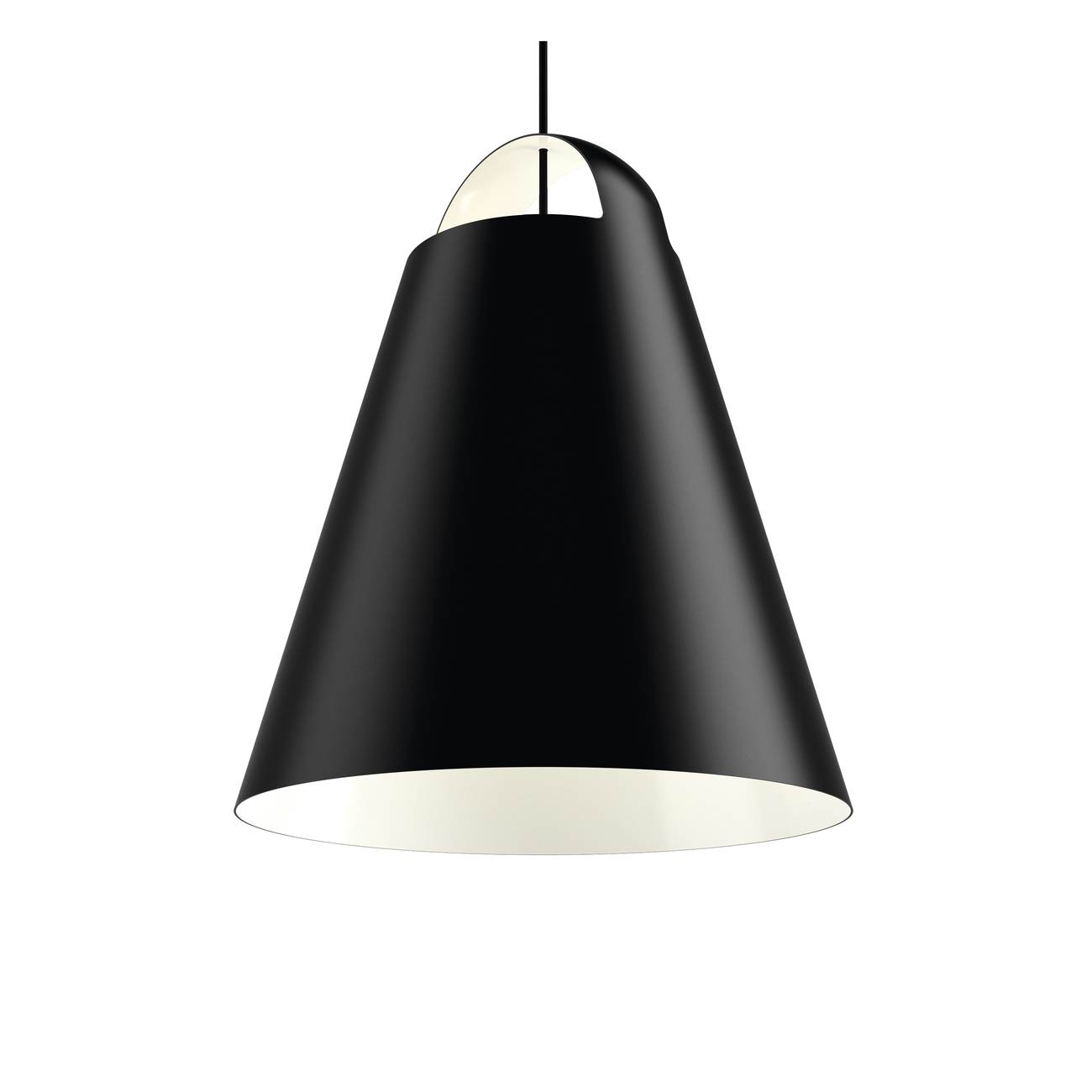 Louis Poulsen Above hanglamp-Zwart-� 55 cm