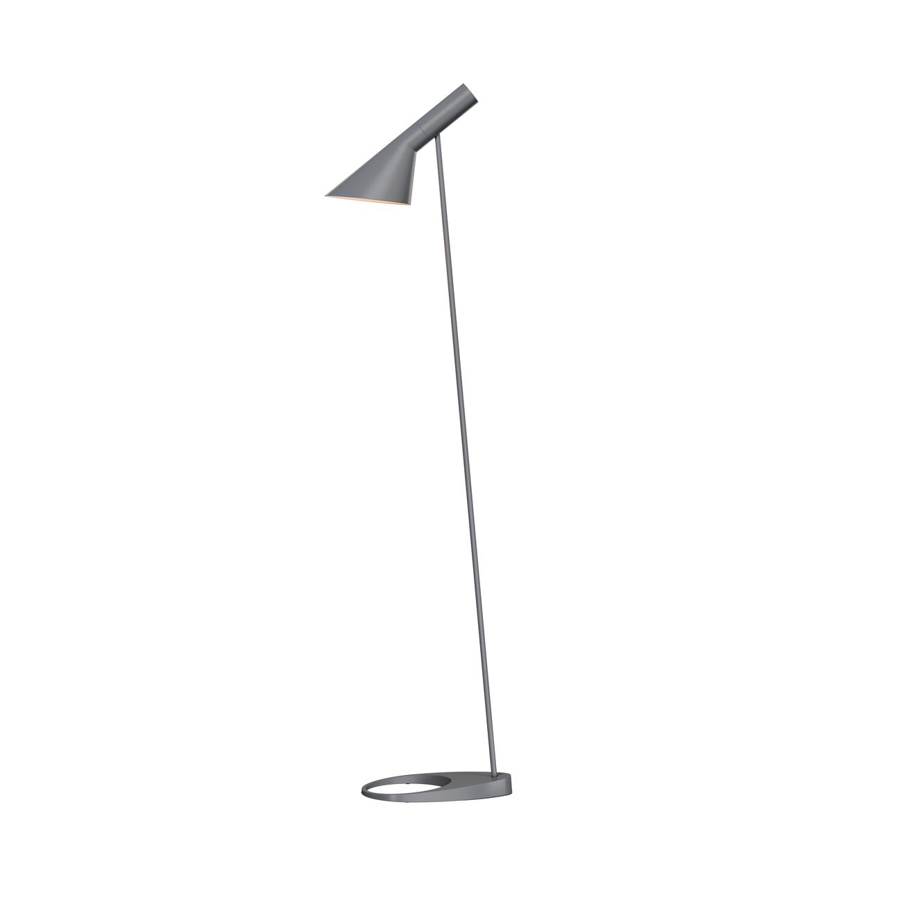 Louis Poulsen AJ vloerlamp-Donker grijs