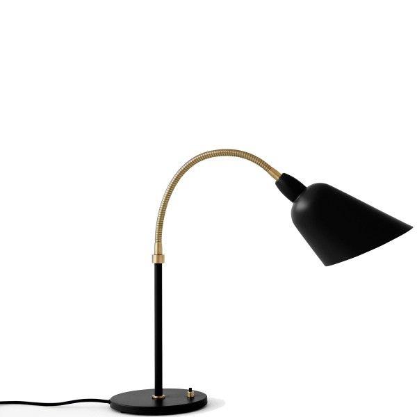 &tradition Bellevue tafellamp-Zwart