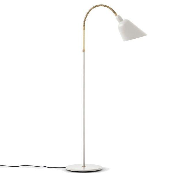 &tradition Bellevue vloerlamp-Ivoor