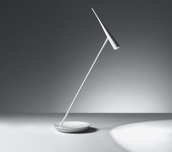 Artemide Egle LED tafellamp-Wit