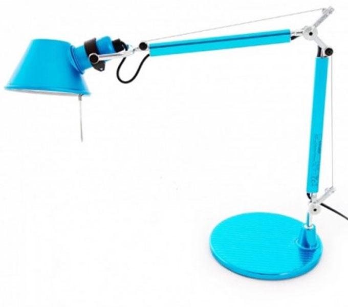 Artemide Tolomeo Micro tafellamp-Turquoise