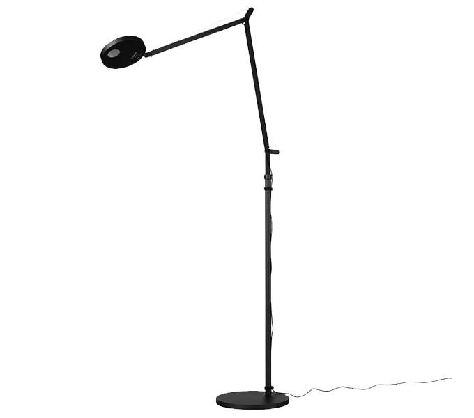 Artemide Demetra LED vloerlamp-Antraciet