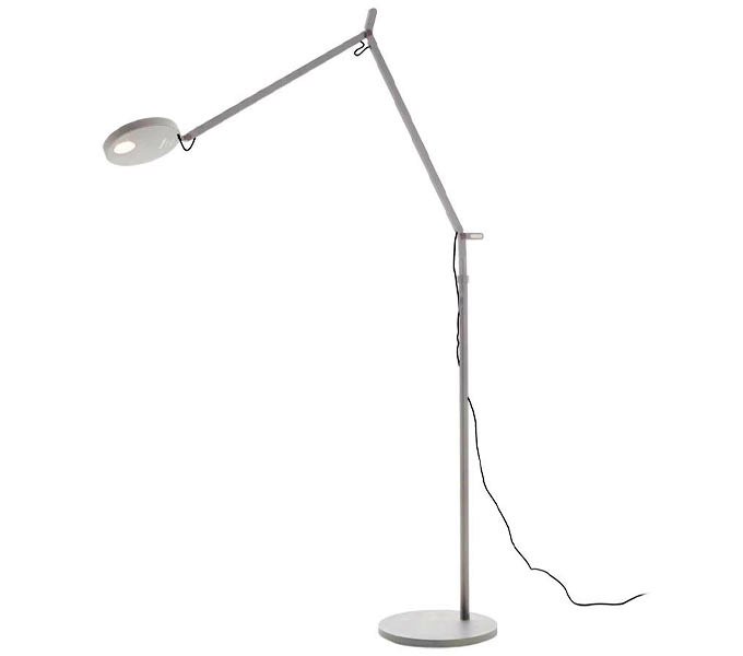 Artemide Demetra LED vloerlamp-Titanium