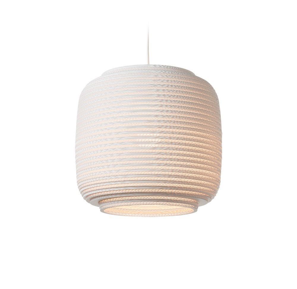 Graypants Ausi wit hanglamp-� 39 cm