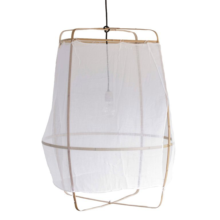 Ay Illuminate Z2.5 Blonde katoen hanglamp