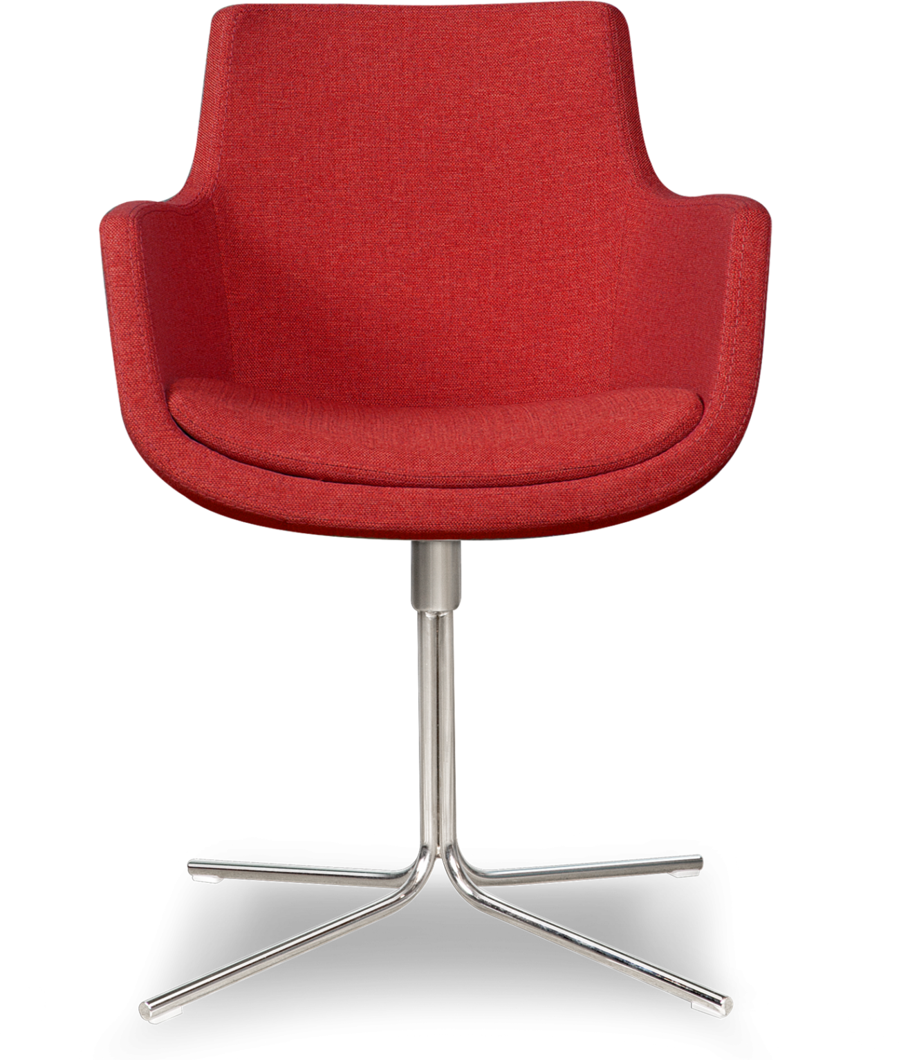 i-Sofa Bailey stoel-Rood