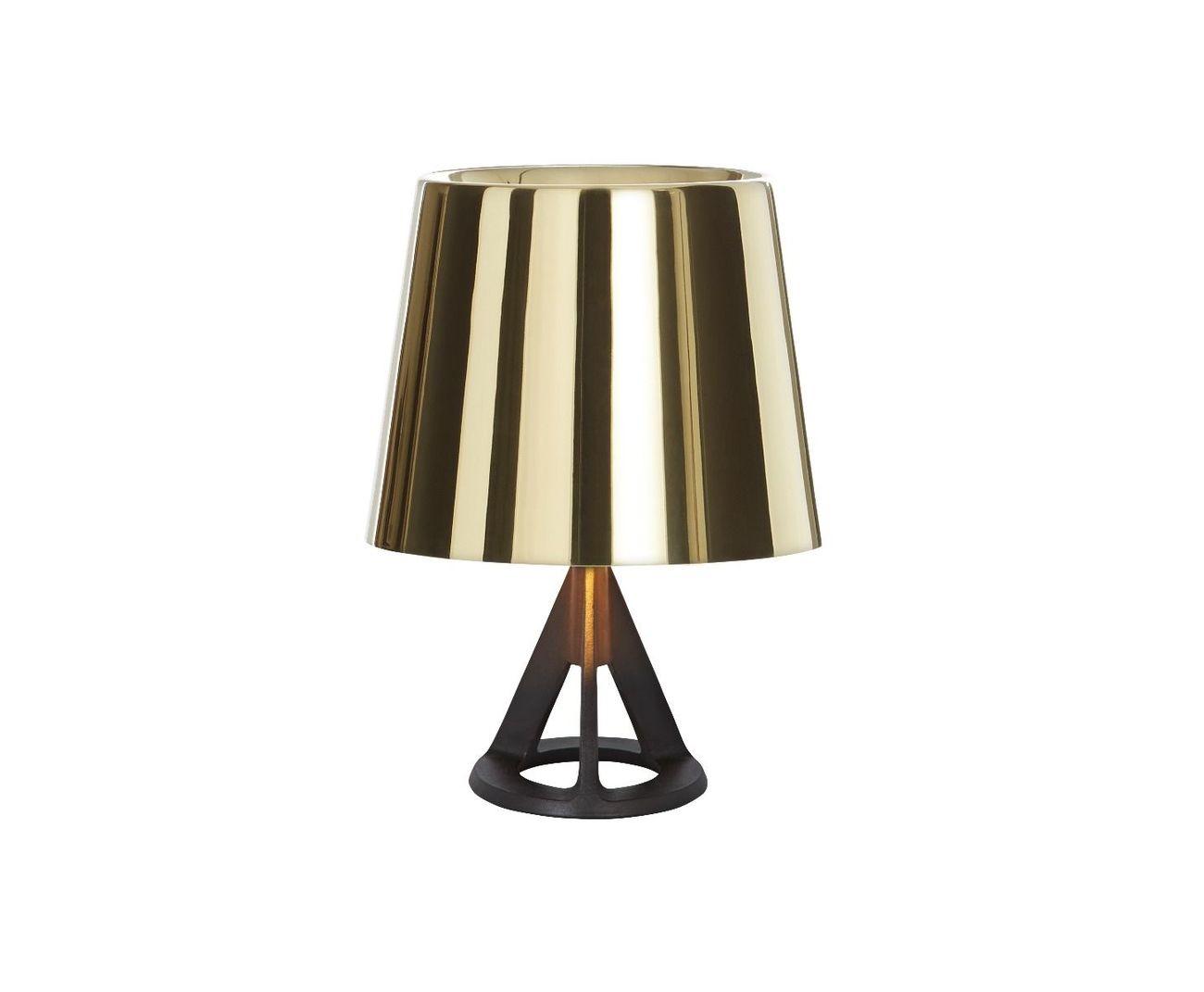 Tom Dixon Base tafellamp-Goud