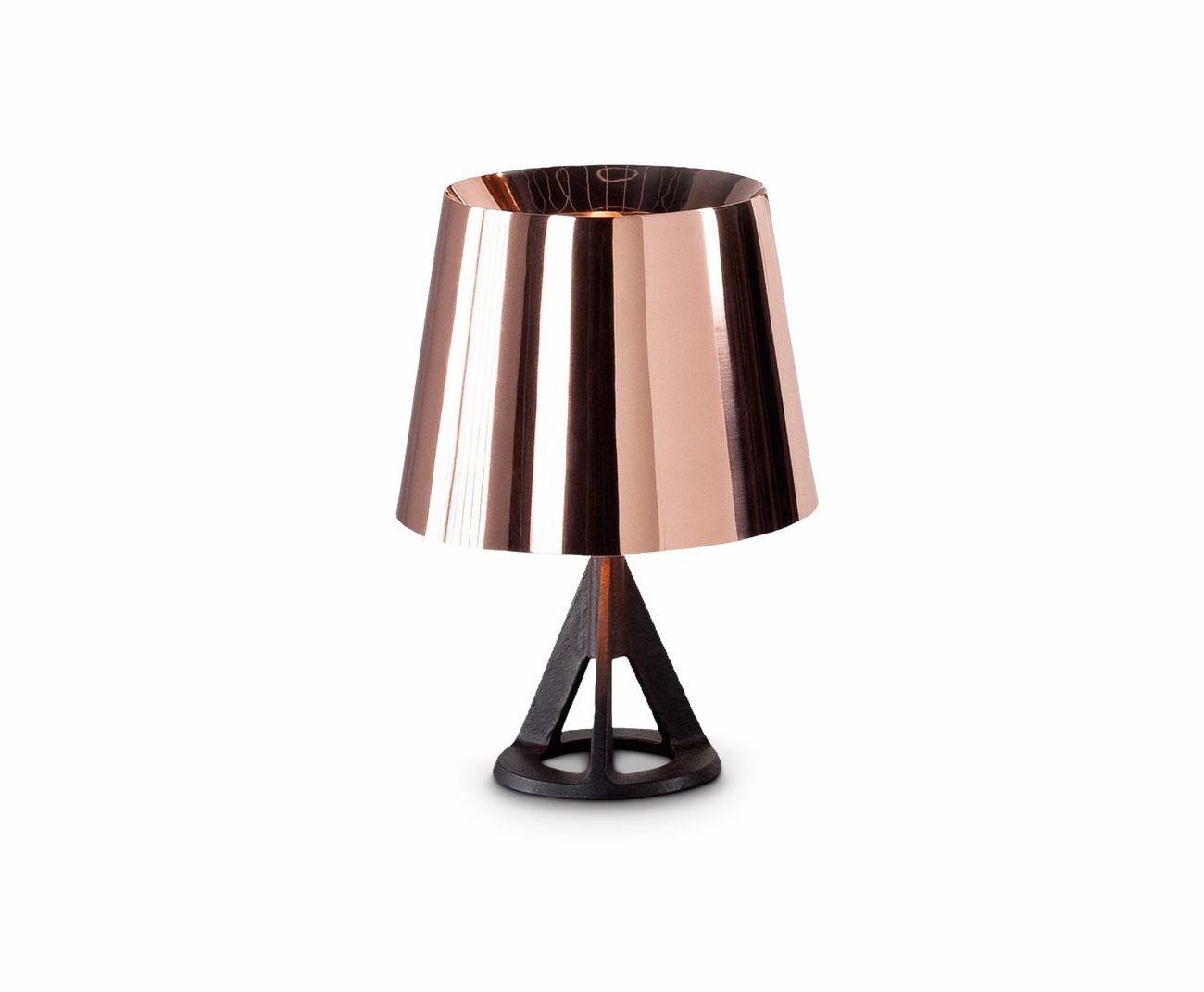 Tom Dixon Base tafellamp-Koper