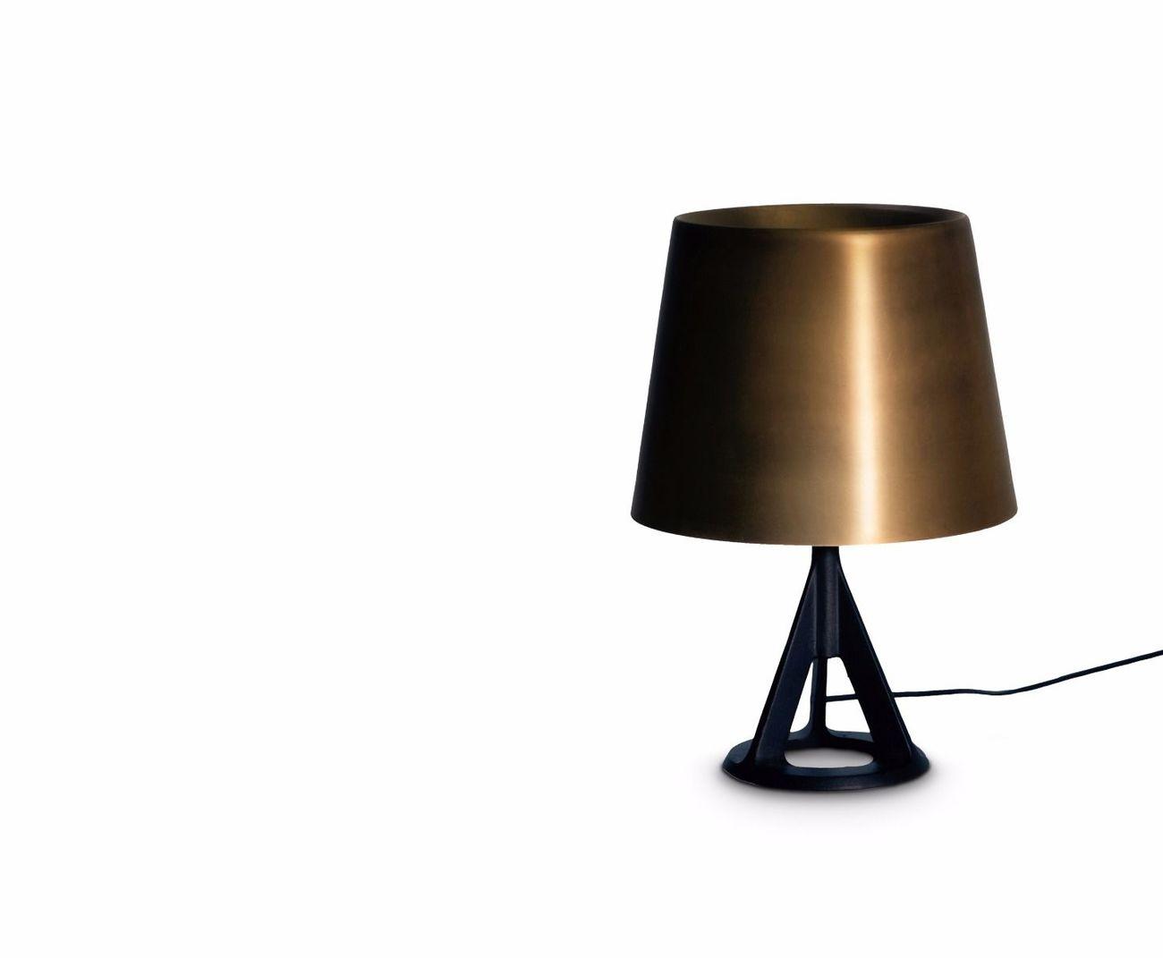 Tom Dixon Base tafellamp-Messing