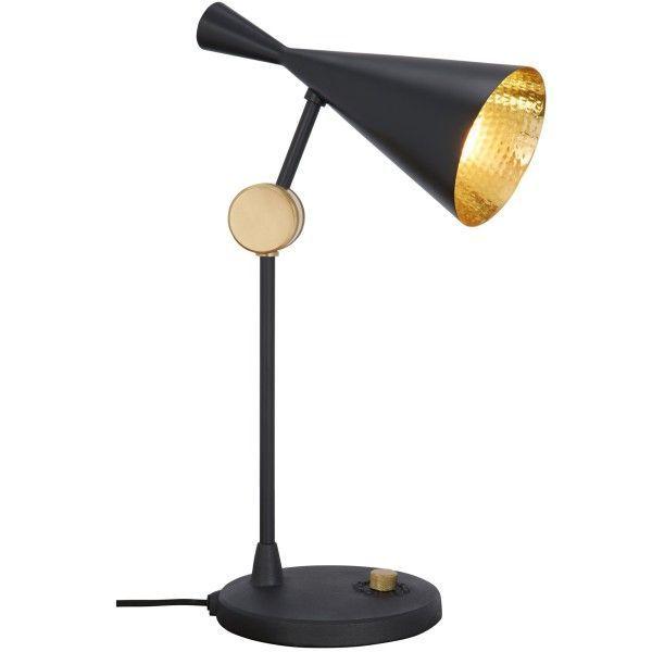 Tom Dixon Beat Light tafellamp-Zwart