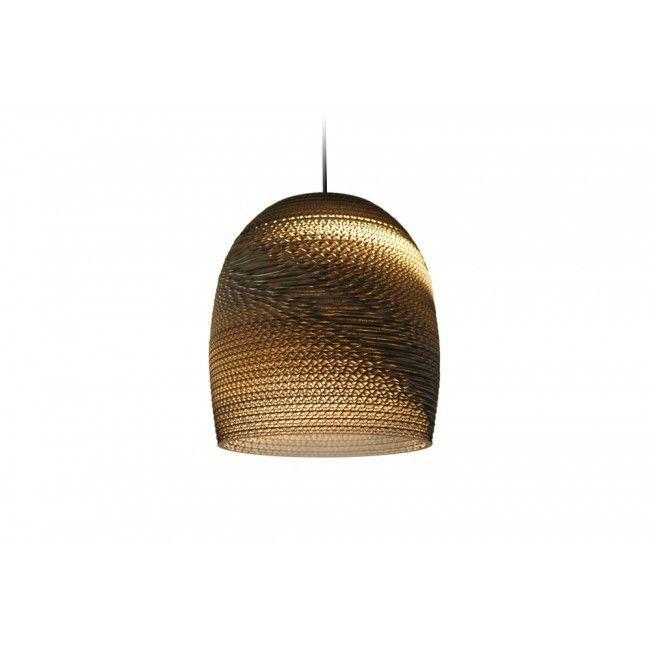 Graypants Bell hanglamp showroommodel