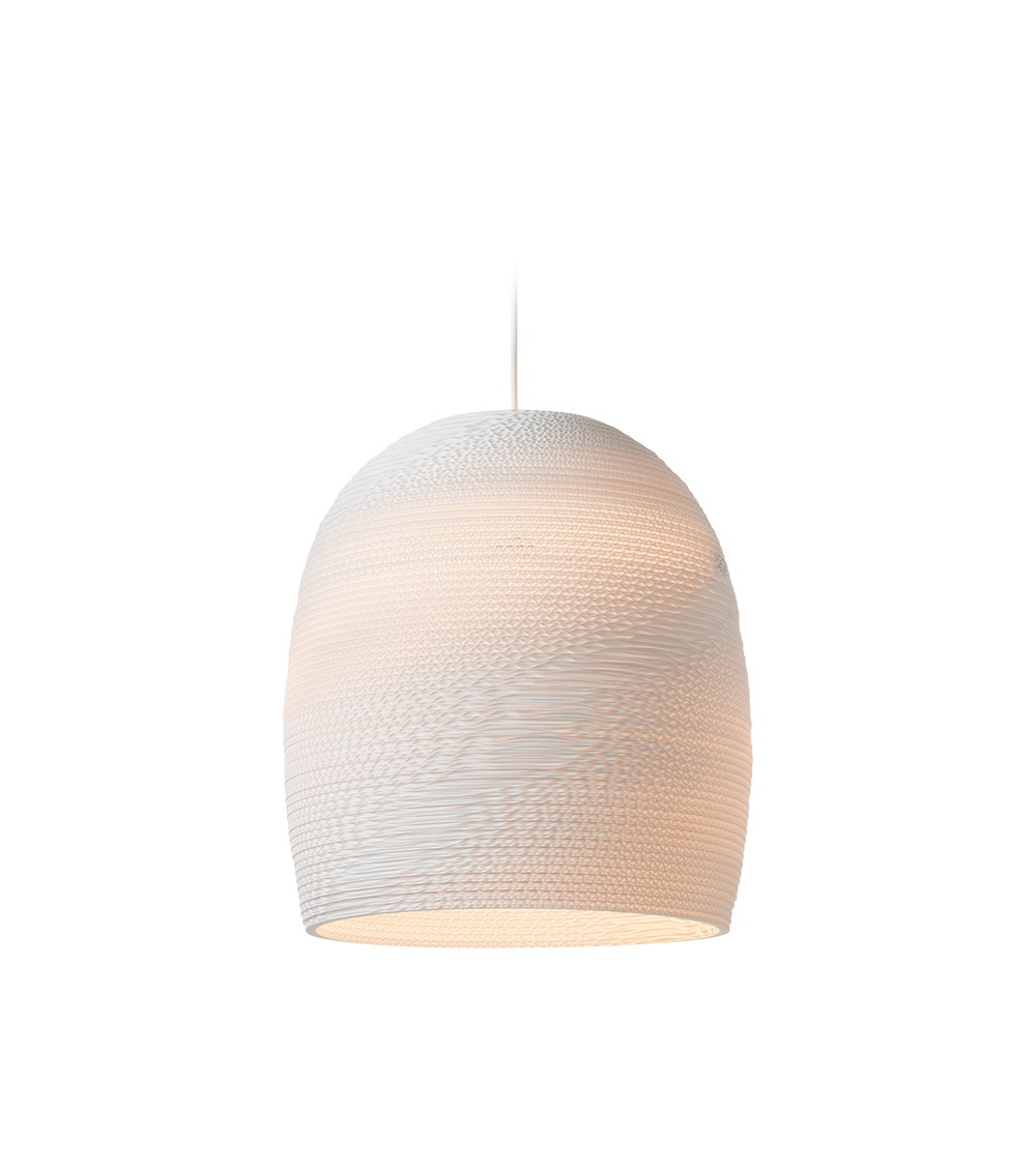 Graypants Bell wit hanglamp-ø 27 cm