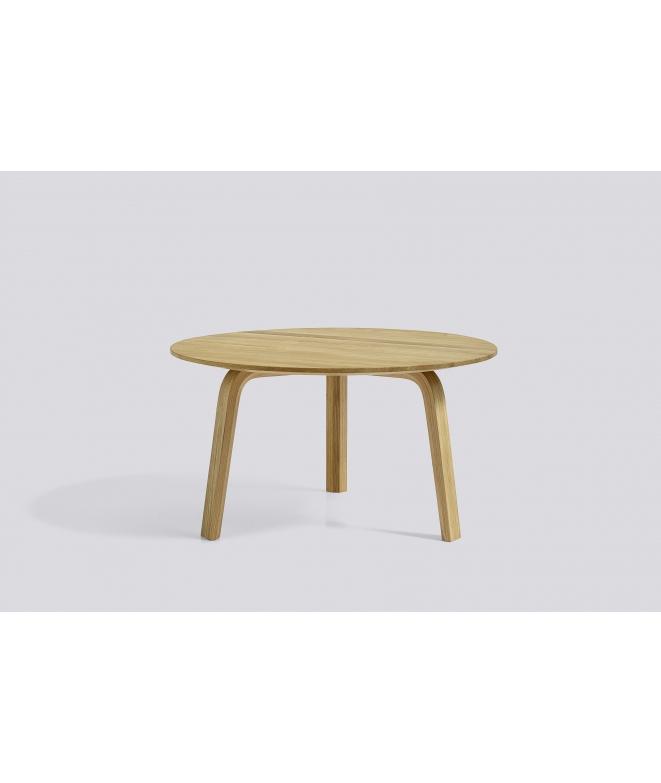 HAY Bella salontafel-32 cm hoog-Eiken geolied