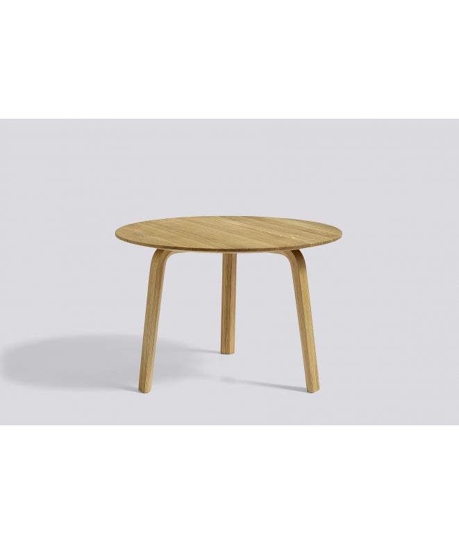 HAY Bella salontafel-39 cm hoog-Eiken geolied