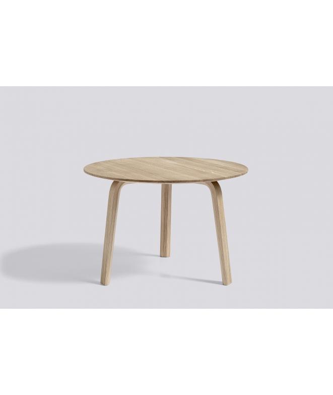 HAY Bella salontafel-39 cm hoog-Eiken mat gelakt