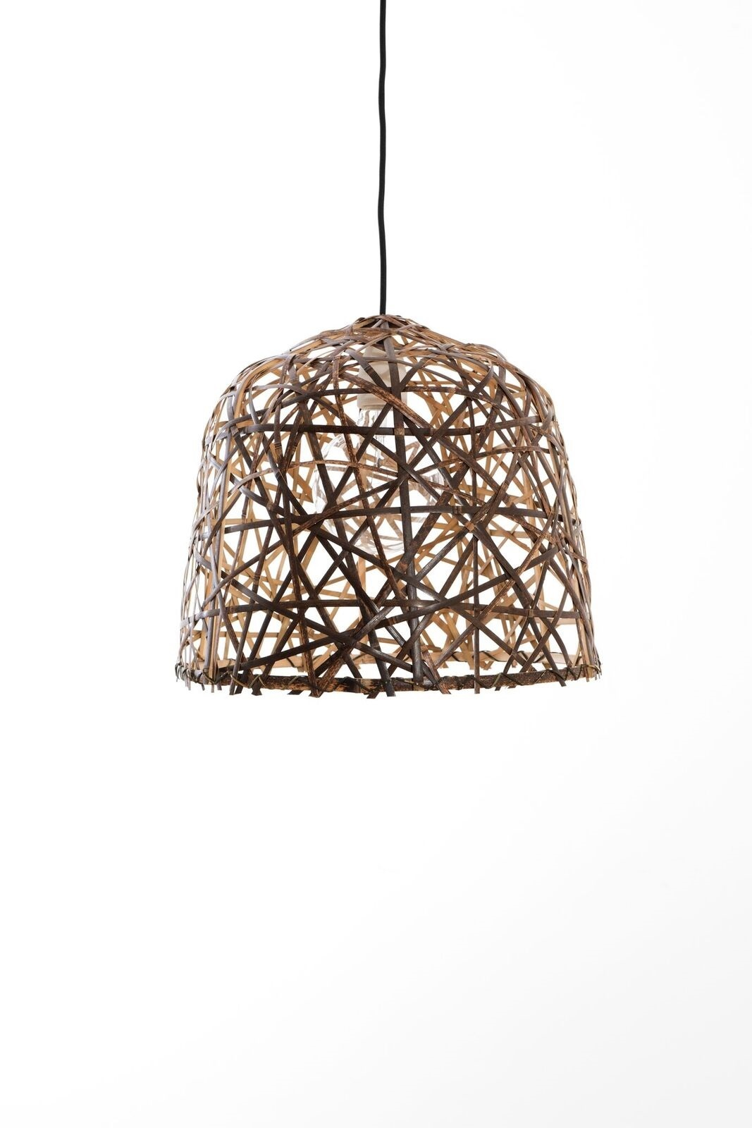 Ay illuminate Black Bird's Nest Small hanglamp