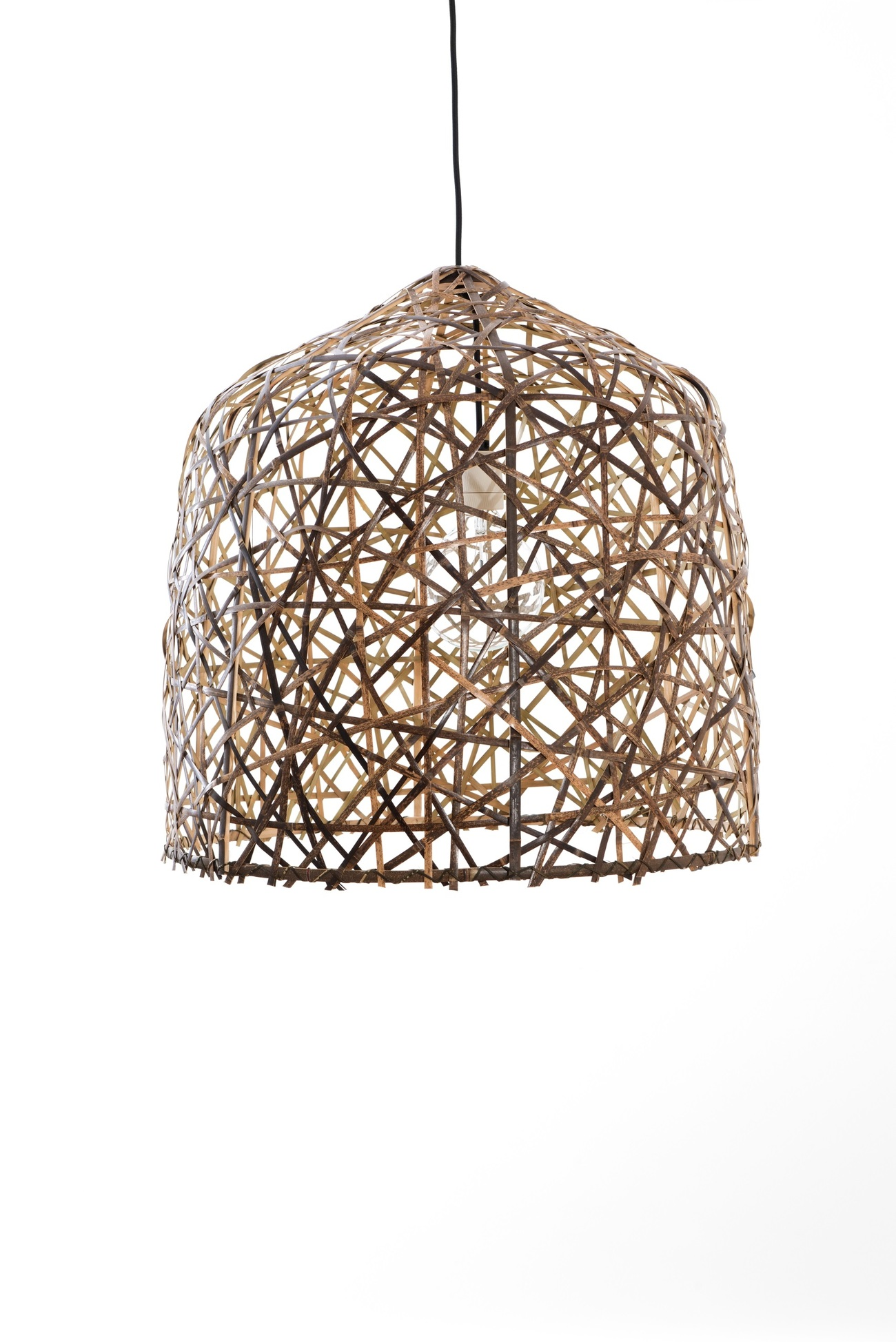 Ay illuminate Black Bird's Nest Medium hanglamp