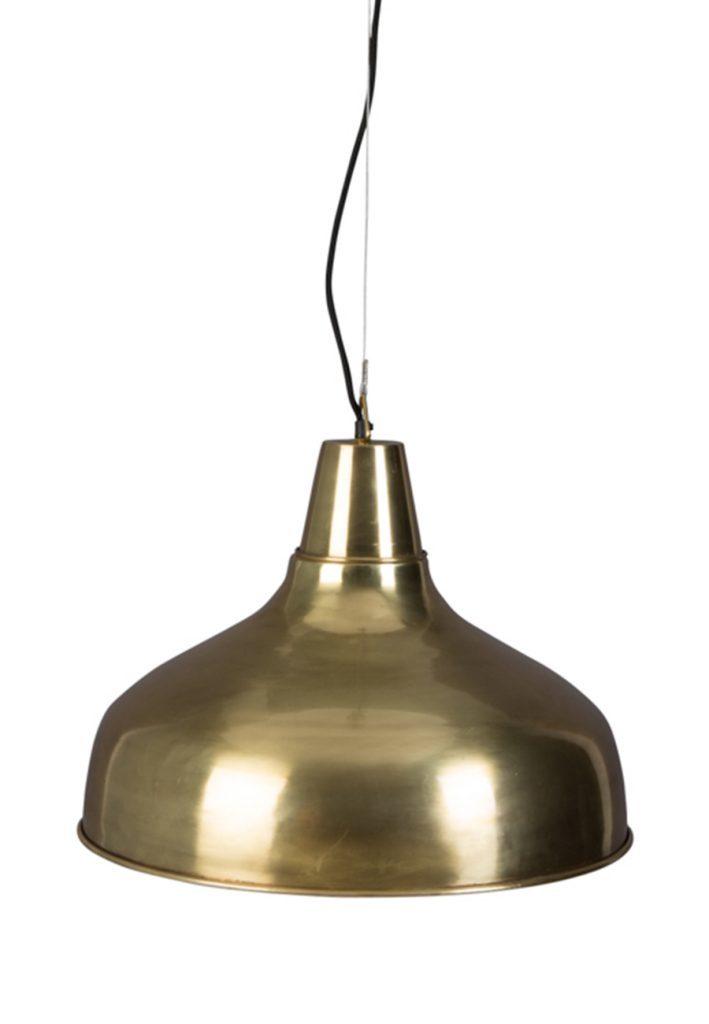 Dutchbone Brass Mania lamp
