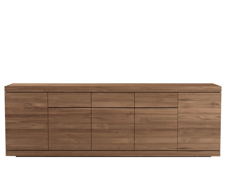 Teak meubel : Woonkamer > Kasten > Opbergkasten