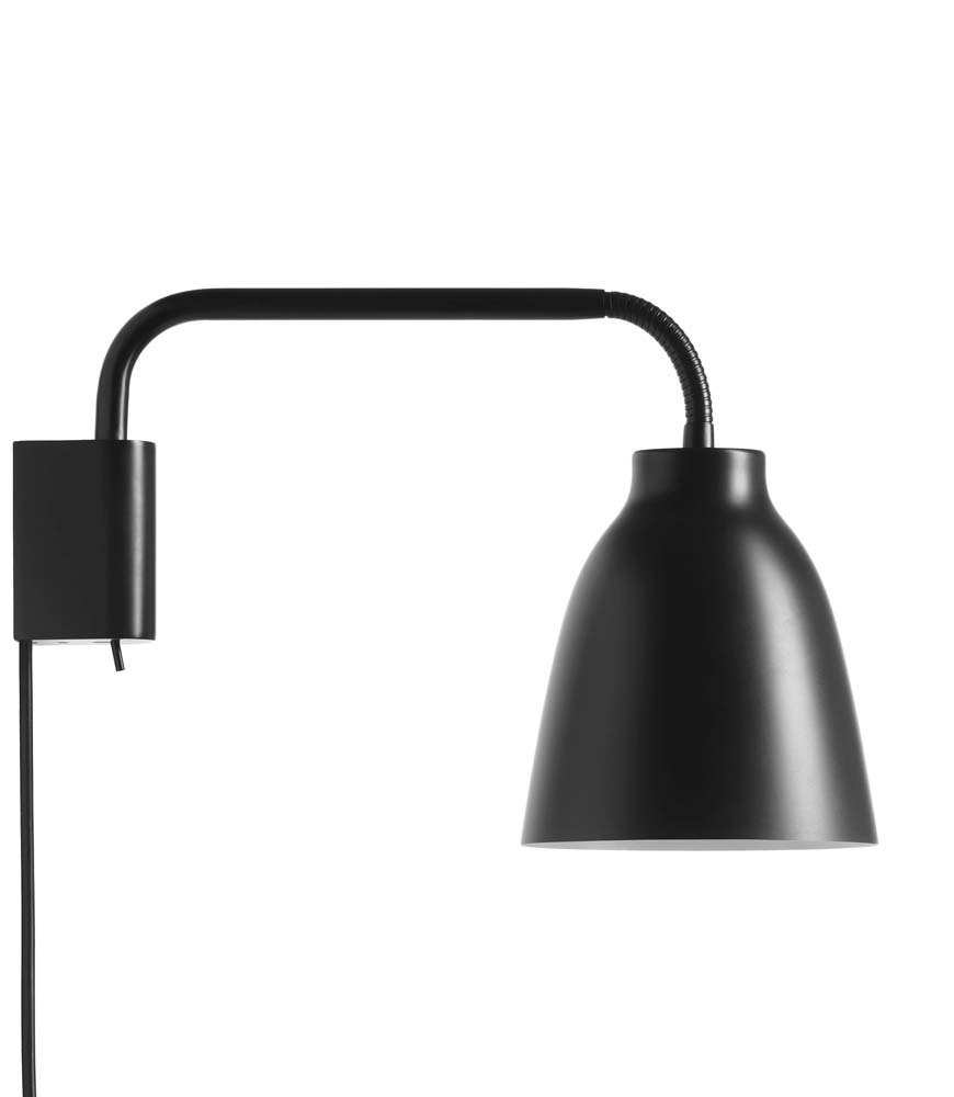 Lightyears Caravaggio wandlamp-Zwart