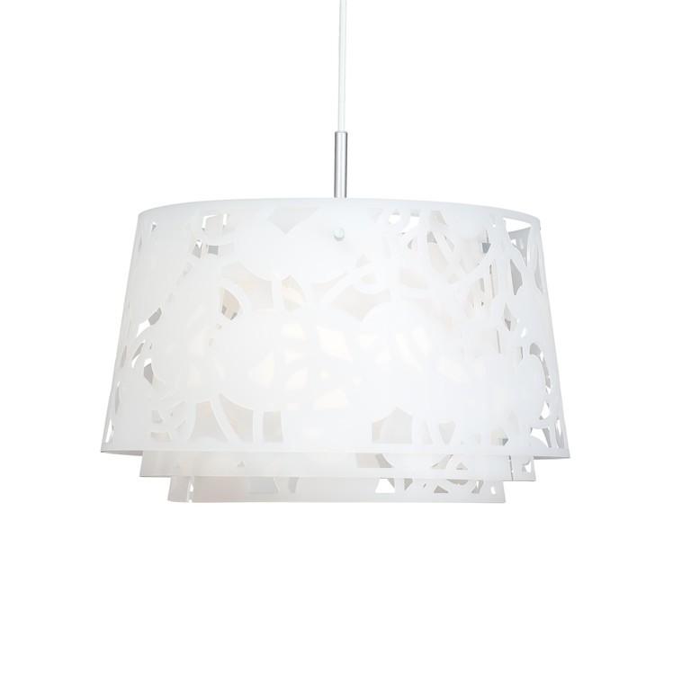 Louis Poulsen Collage 600 hanglamp-Wit