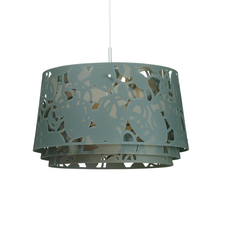 Louis Poulsen Collage 600 hanglamp-Donker groen