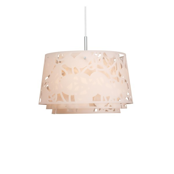 Louis Poulsen Collage 450 hanglamp-Roze