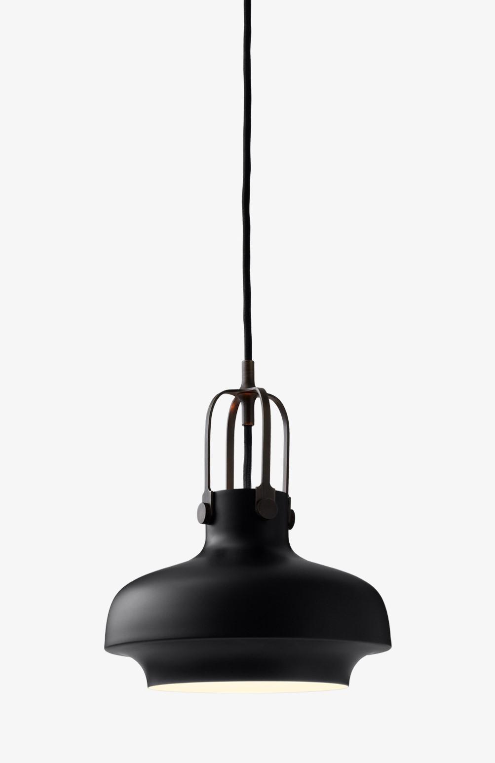 tradition Copenhagen hanglamp SC6 Black