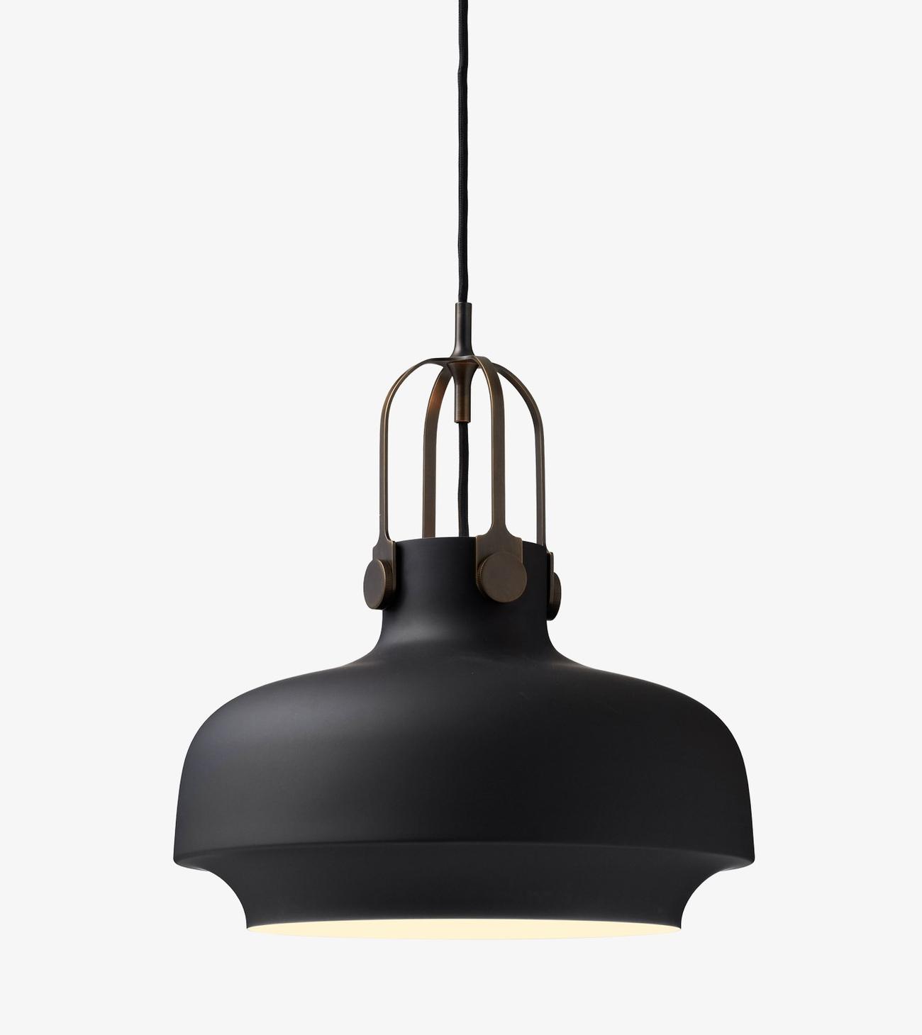 tradition Copenhagen hanglamp SC7 Black