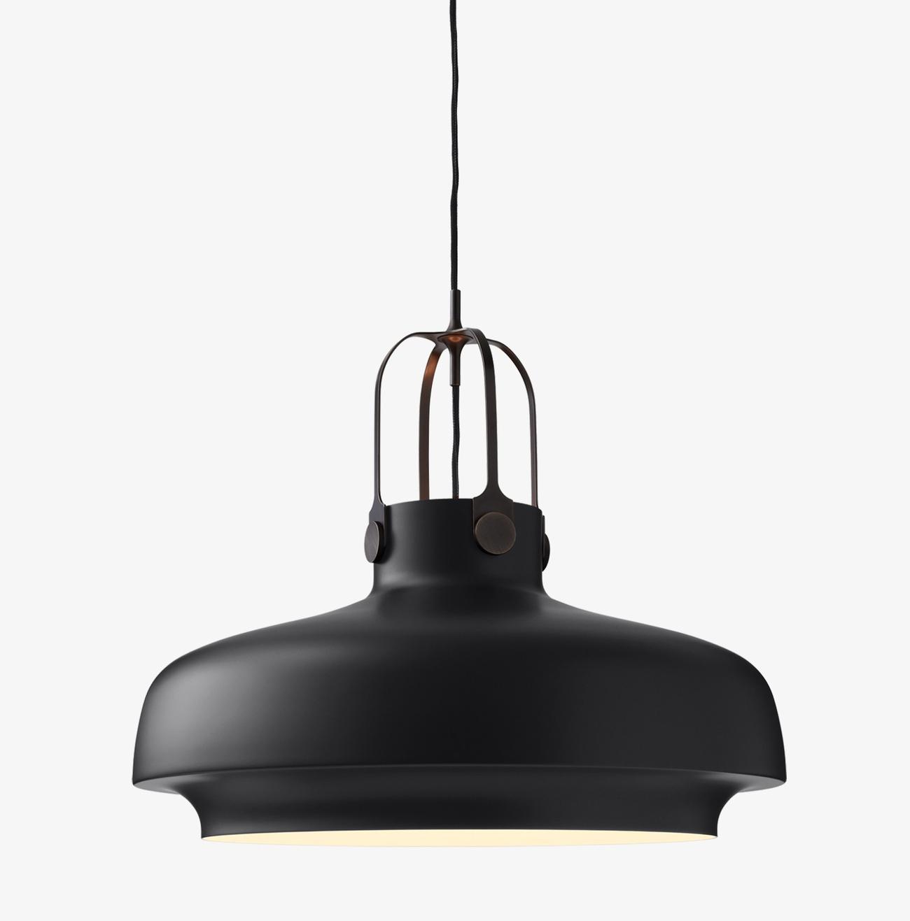 tradition Copenhagen hanglamp SC8 Black