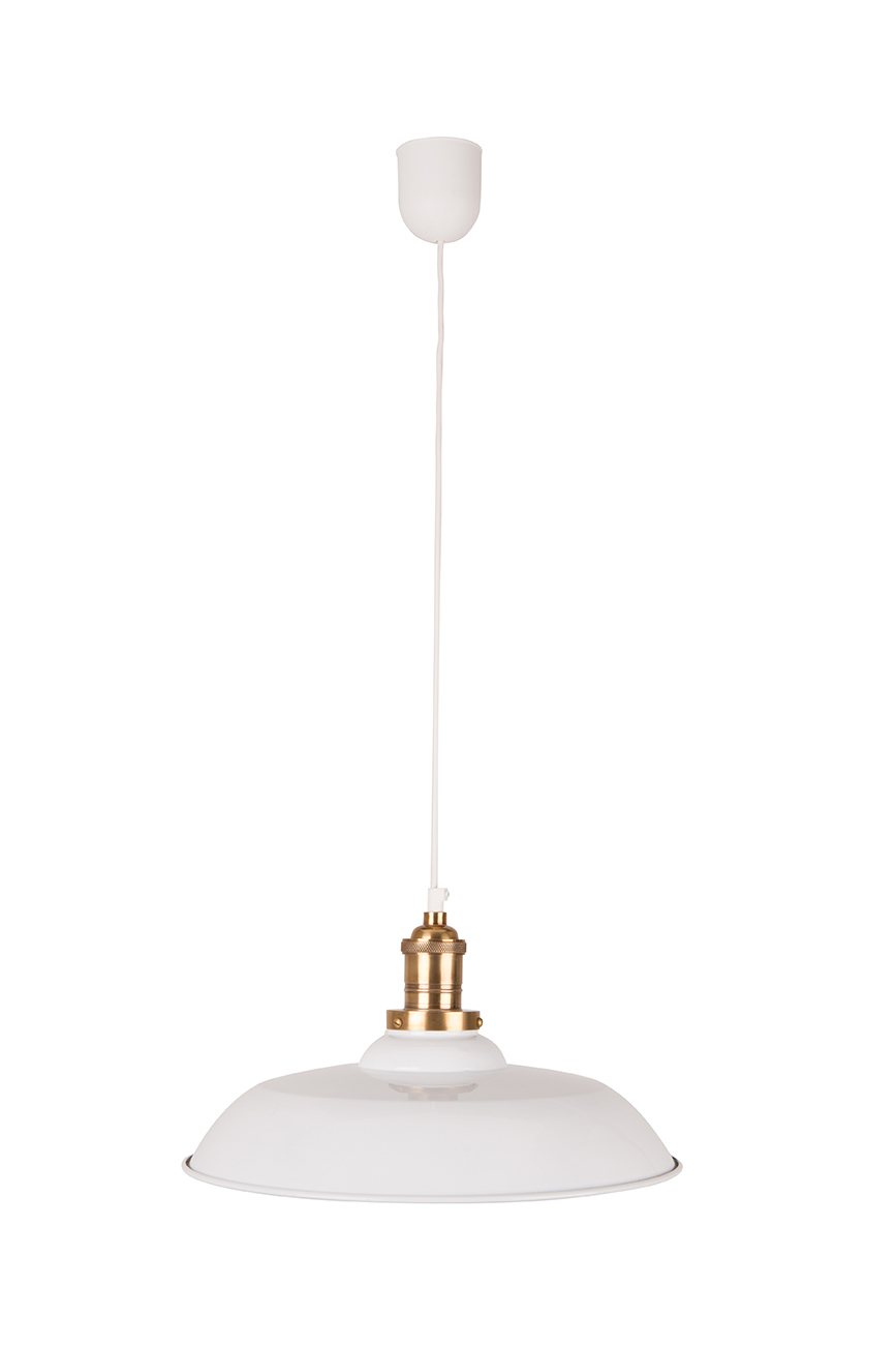 Dutchbone Core hanglamp-Wit