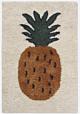 Ferm Living Fruiticana Tufted vloerkleed-180x120 cm
