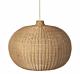 Ferm Living Braided Belly hanglamp