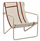 Ferm Living Desert cashmere fauteuil-Shape