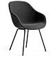 Hay AAC 127 stoel-Dot 1682 antraciet-Zwart
